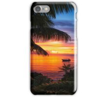 Pacific Sunset III iPhone Case/Skin