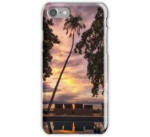 Pacific Sunset I iPhone Case/Skin