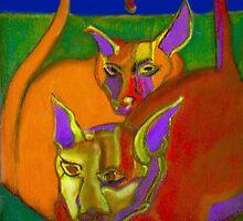 2cool4cats by Karen Gingell