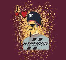Handsome Jack of Hearts Unisex T-Shirt