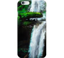 the waterfall iPhone Case/Skin