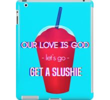 Our Love Is God iPad Case/Skin