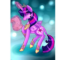 Dear Princess Twilight Photographic Print