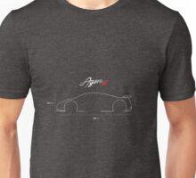 Koenigsegg Agera R Black Unisex T-Shirt