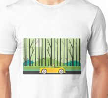 drive by your passion Unisex T-Shirt