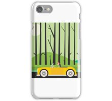 drive by your passion iPhone Case/Skin
