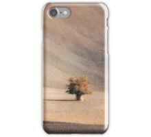 Tree and stripes iPhone Case/Skin