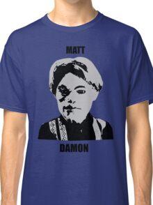 Matt Damon Classic T-Shirt