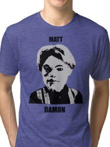 Matt Damon Tri-blend T-Shirt