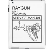 RAYGUN  iPad Case/Skin