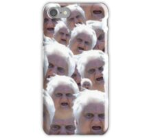 Invasion of wat pt. 2 iPhone Case/Skin