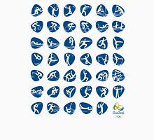 Rio Icons | 2016 Classic T-Shirt