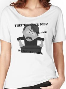 They Took Our Jobs Women's Relaxed Fit T-Shirt