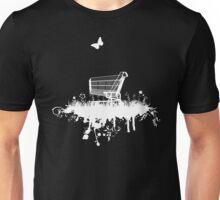 Abandoned Trolley Unisex T-Shirt