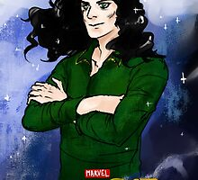 Loki: The Dark Weave by krusca