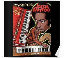 Jackie Mittoo The Keyboard King Poster