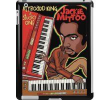 Jackie Mittoo The Keyboard King iPad Case/Skin