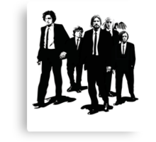 Game of Thrones vs Reservoir Dogs Canvas Print