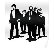 Game of Thrones vs Reservoir Dogs Poster