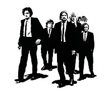Game of Thrones vs Reservoir Dogs Photographic Print