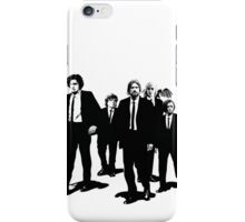 Game of Thrones vs Reservoir Dogs iPhone Case/Skin