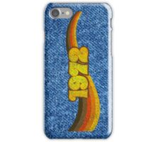 1972 iPhone Case/Skin