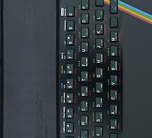 ZX Spectrum by Ross Robinson
