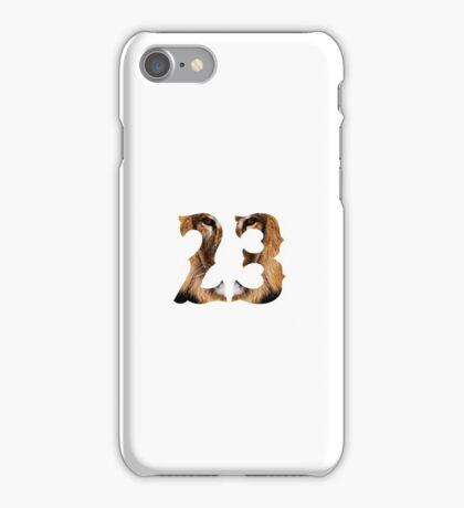 lion james iPhone Case/Skin