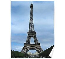 Classic Eiffel Tower Poster