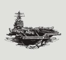 USS Theodore Roosevelt (CVN-71) T-Shirt