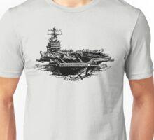 USS Theodore Roosevelt (CVN-71) Unisex T-Shirt