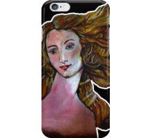 Beauty Goddess iPhone Case/Skin