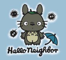 Hello Neighbor Baby Tee