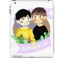 This is home iPad Case/Skin