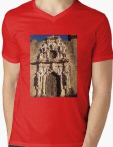Mission of San Jose Mens V-Neck T-Shirt