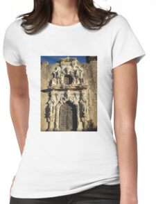 Mission of San Jose Womens Fitted T-Shirt