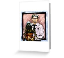 Rick Moranis - 1980's comedy superstar Greeting Card