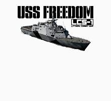 USS Freedom (LCS-1) Unisex T-Shirt