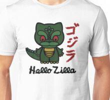 Hello Zilla Unisex T-Shirt