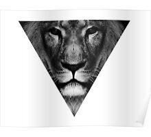 lion inside Poster