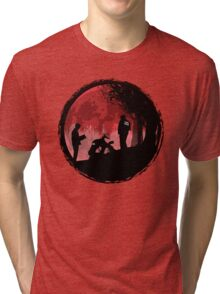 True Detective - Horrors of life Tri-blend T-Shirt