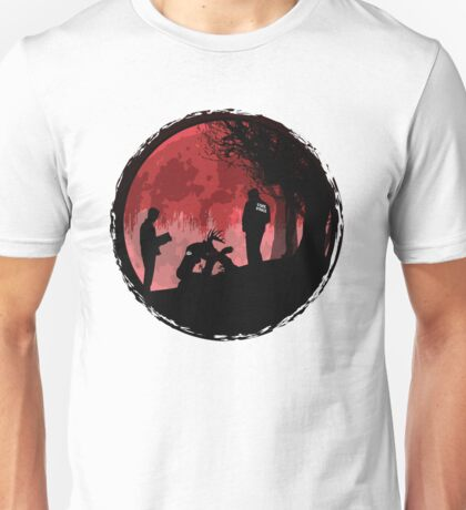 True Detective - Horrors of life Unisex T-Shirt