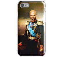 Sir Samuel Leroy Jackson iPhone Case/Skin