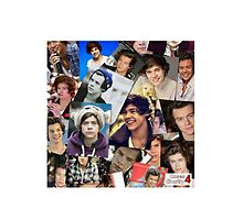 Harry Styles Collage by Cases4Charity