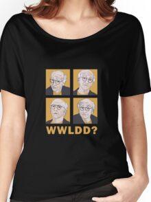 WWLDD? Women's Relaxed Fit T-Shirt