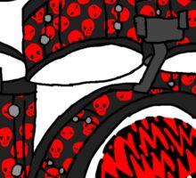 Josh Dun Chibi Drums Sticker