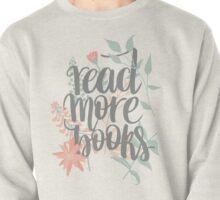 Read More Books Pullover