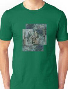 Lunar chameleon - Soulmates series Unisex T-Shirt