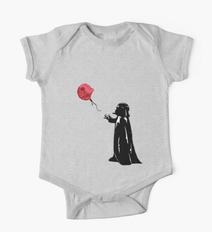 Little Vader One Piece - Short Sleeve
