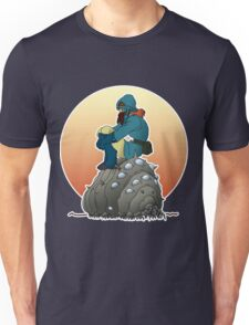 Nausicaa & baby Ohmu taking a break... Unisex T-Shirt